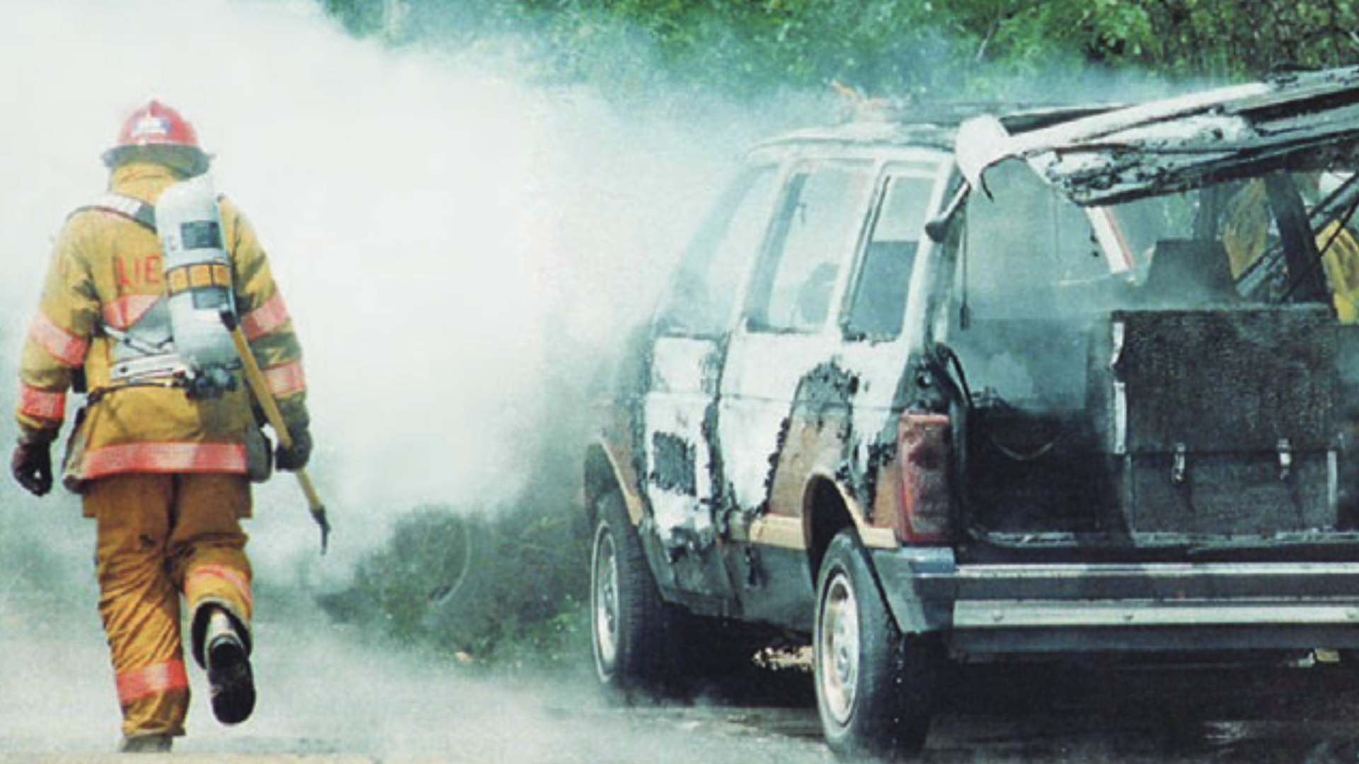 Murray Sobel's Car Accident