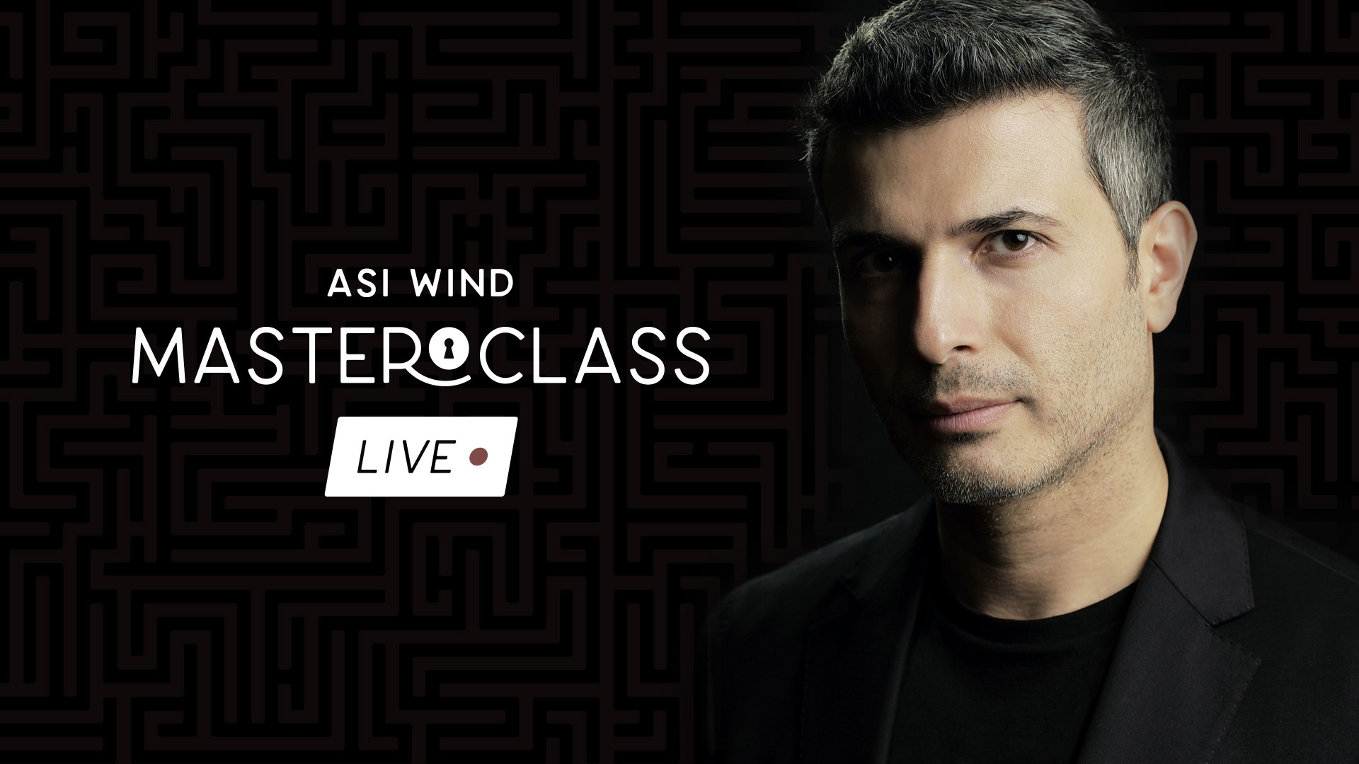 Asi Wind: Masterclass: Live - Asi Wind - Vanishing Inc. Magic shop
