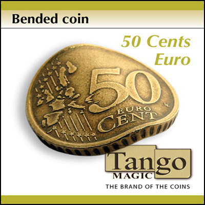 Bent Coin 50 Euro Cents Magic