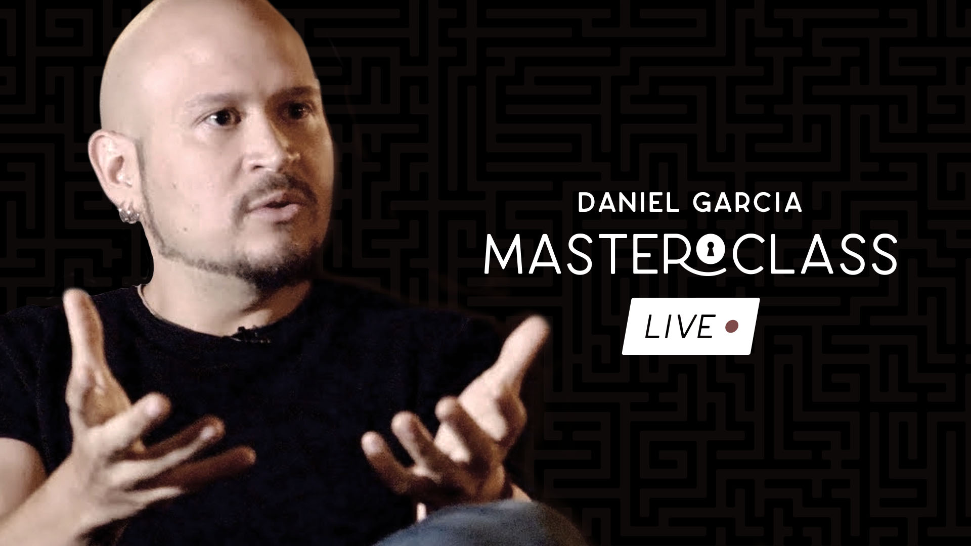 Daniel Garcia: Masterclass: Live - Vanishing Inc. Magic shop