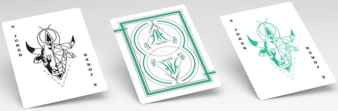 Deceptive Arts Playing Cards Poker & Playing Cards