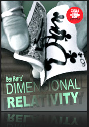 Dimensional Relativity - magic