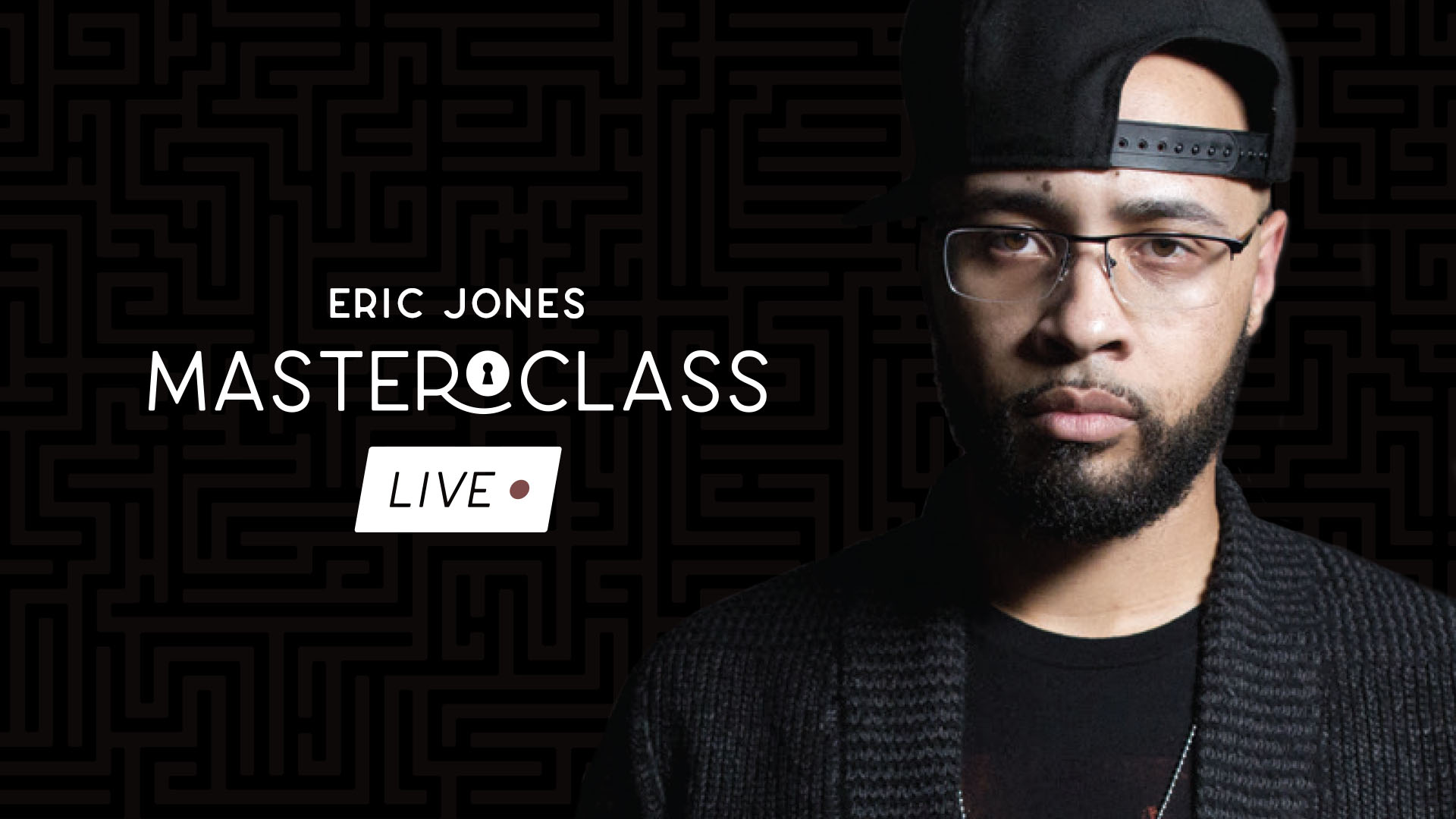 Image result for Eric Jones - Masterclass Live - Week 1