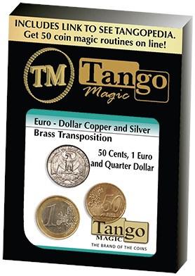 Euro Dollar Silver Copper Br Transposition Magic