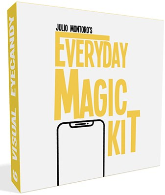 Everyday Magic Kit for Social Media - Vanishing Inc. Magic shop