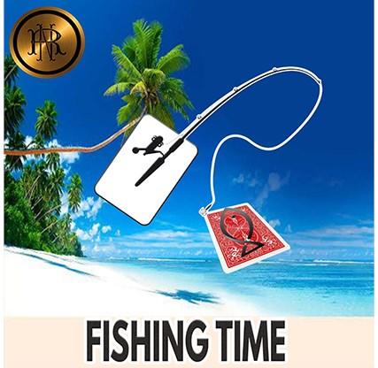 Fishing Time - Rizki Nanda - Vanishing Inc. Magic shop