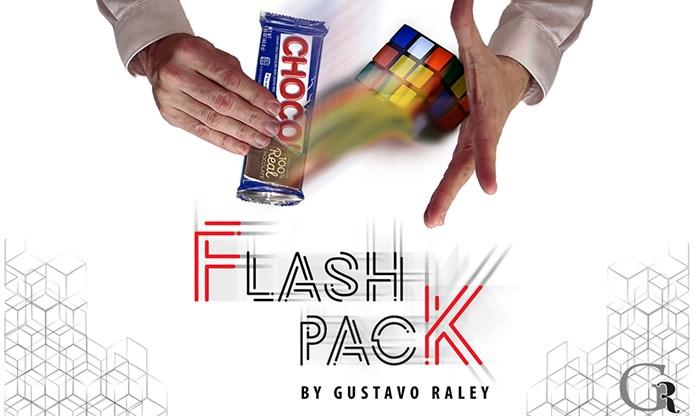 flash pack  gustavo raley  vanishing inc magic shop