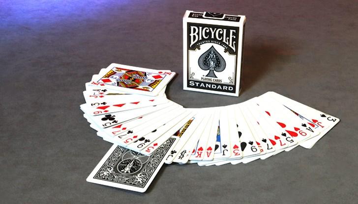 6e520acb418 Invisible Deck Bicycle - Vanishing Inc. Magic shop
