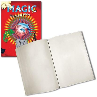Magic Coloring Book - Vincenzo Di Fatta - Vanishing Inc. Magic Shop