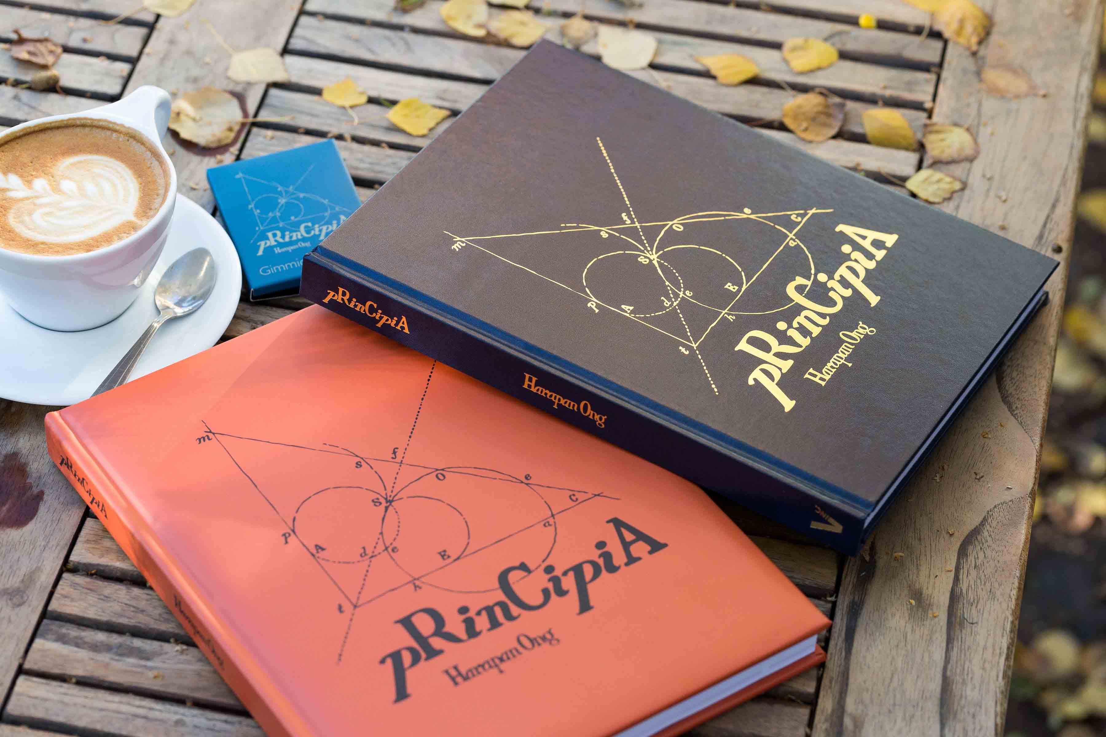 Principia (with gimmicks) - Harapan Ong - Vanishing Inc. Magic shop