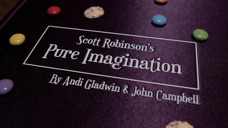 Pure Imagination (Book) - Vanishing Inc. Magic shop
