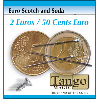 Scotch And Soda 5 Euro Cents 50 Euro Cents Magic