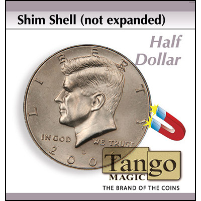 Shim Shell - Half Dollar - magic