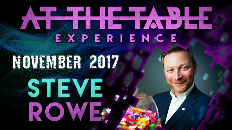 Image result for At The Table Live Lecture - Steve Rowe