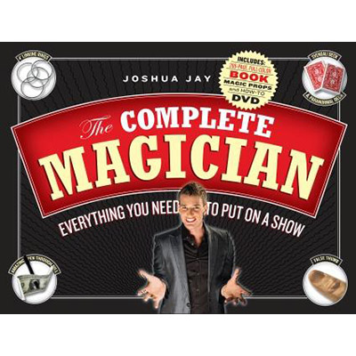The Complete Magician Kit - magic