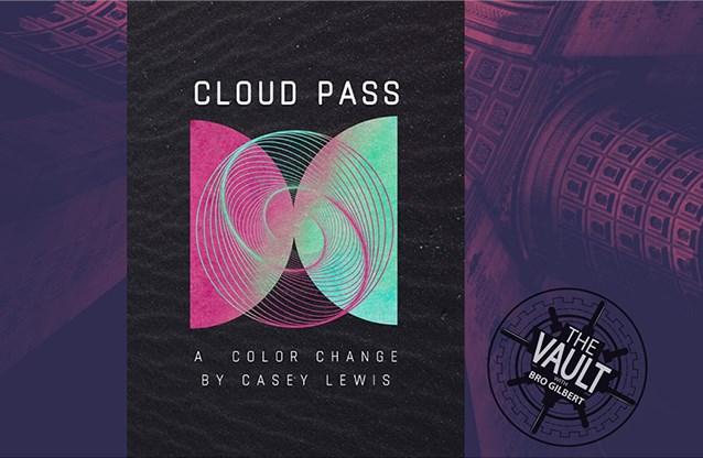 The Vault - Cloud Pass - Vanishing Inc. Magic shop