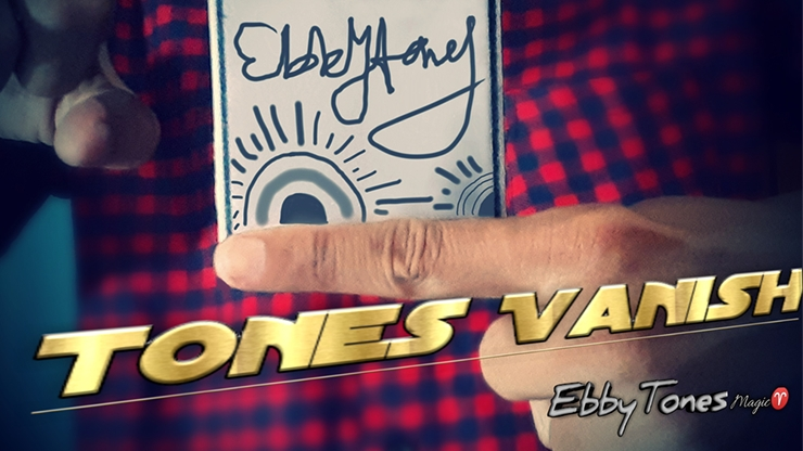 Tones Vanish - Nur Abidin and Ebby Tones - Vanishing Inc. Magic shop