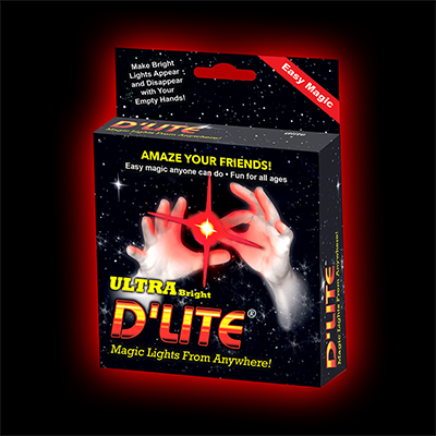 872c522a052 Ultra Bright D Lites Red (Pair) - Vanishing Inc. Magic shop