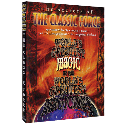 World's Greatest Magic - The Classic Force - magic