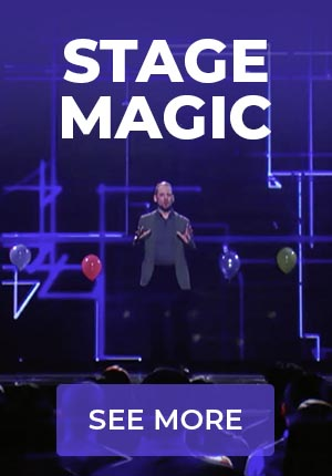 Learn stage magic