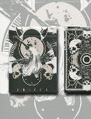 Anicca Deck (Silver) Deck of cards