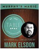Mark Elsdon Live Lecture magic by Mark Elsdon