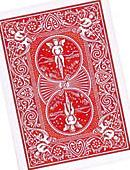Bicycle Rider Back Deck of cards