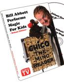 Bill Abbott Performs Magic for Kids