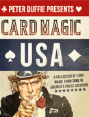 Card Magic USA Book Book