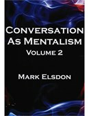 Conversation as Mentalism - Volume 2 Book
