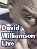 David Williamson Live Magic download (video)