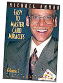 Easy to Master Card Miracles Volume 5