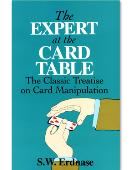Expert At The Card Table Book