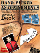 Hand-Picked Astonishments: Invisible Deck DVD