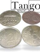 Locking Coins - Euro 1.25 Gimmicked coin