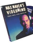 Max Maven Video Mind Volume 3