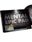 Mental Epic Pad DVD & props