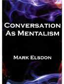Conversation as Mentalism - Volume 1 Book