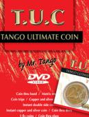 Tango Ultimate Coin - 2 Euros Gimmicked coin