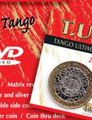 Tango Ultimate Coin - 2 Pounds Sterling Gimmicked coin