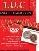Tango Ultimate Coin - Copper and Silver Gimmicked coin