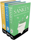 The Definitive Sankey Vols. 1 - 3 Book
