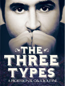 The Three Types ebook Magic download (ebook)