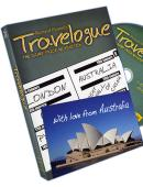 Travelogue DVD & props