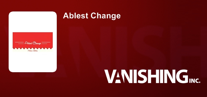 Ablest Change