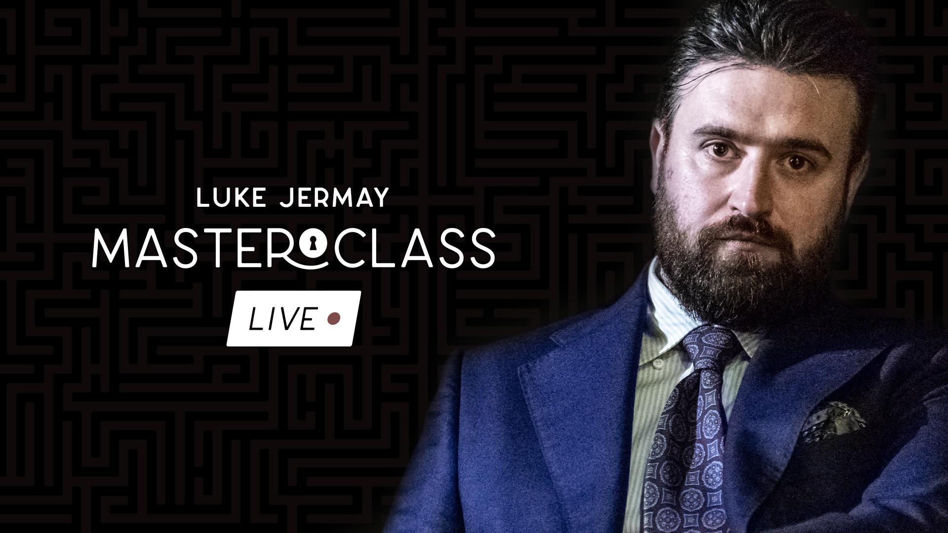 Luke Jermay: Masterclass Live - Luke Jermay - Vanishing Inc. Magic shop