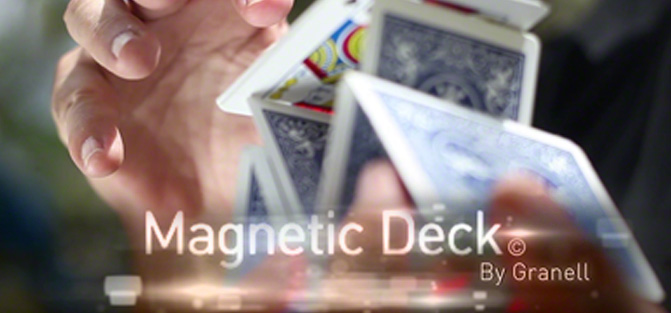 Magnetic Deck