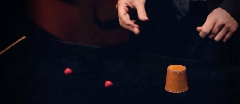 MiniCup & Balls - Pipo Villanueva - Vanishing Inc. Magic shop