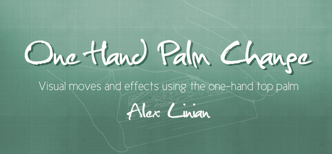 One Hand Palm Change