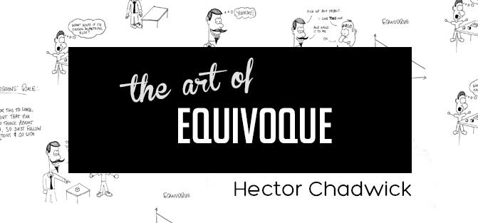 The Art of Equivoque - Hector Chadwick - Vanishing Inc. Magic shop